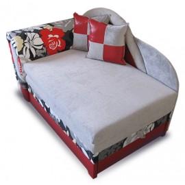 Серый детский диван Карапуз новый СК 847