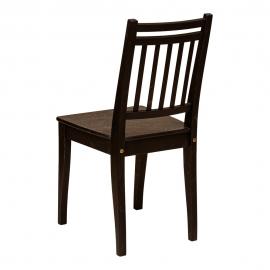 Деревянный стул Марк-3 коричневый
