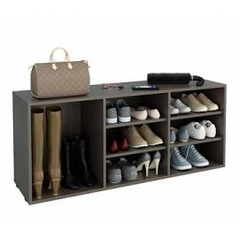 Стеллаж для обуви Lana-3 венге