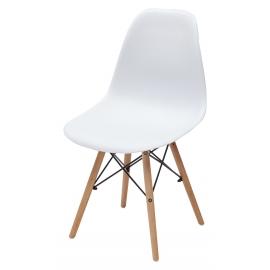 Кухонный стул Nude белый