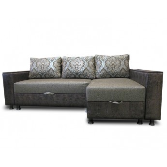 Угловой диван со спальным местом Ника м 2135-54Р