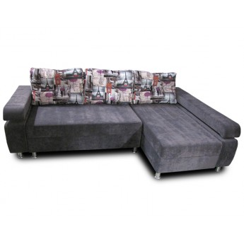 Угловой диван со спальным местом Ретро СК 1376