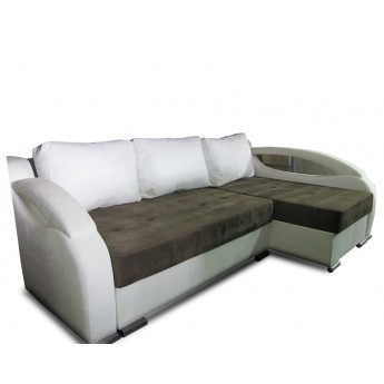 Угловой диван со спальным местом Триумф ПД2 М 1834