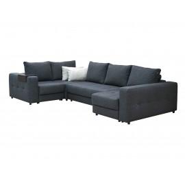 П-образный диван со спальным местом Mercury 0363