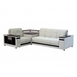 Угловой диван со спальным местом Жаклин 0357