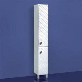 Пенал для ванной комнаты Акваль Зара 30 см