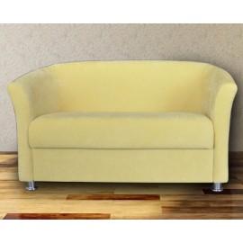 Двухместный диван Мажор-5 Velvet Lux