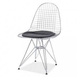 Металлический стул для кухни Intel I