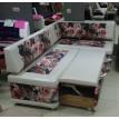 Угловой диван на кухню со спальным местом Виктория-1