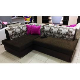 Угловой диван со спальным местом Империя-3