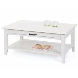Белый журнальный столик Cassala