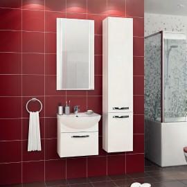 Набор мебели для ванной Акватон Ария 50 белый