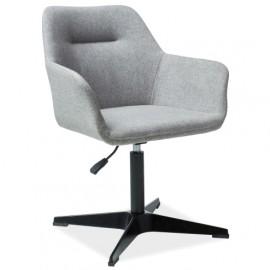 Кресло для отдыха Kubo серое