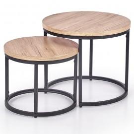 Набор кофейных столиков Oreo