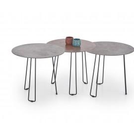 Набор кофейных столиков Triple