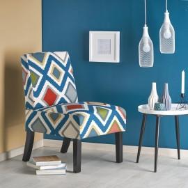 Кресло для отдыха Fido разноцветное