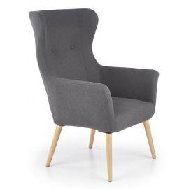 Кресло для отдыха Cotto серое