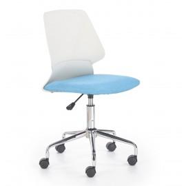 Компьютерный стул SKATE голубой