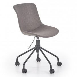 Компьютерный стул Doblo серый