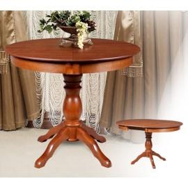 Деревянный раздвижной обеденный стол Гелиос